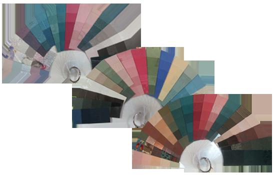 Personal Color Fans