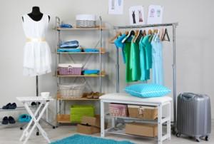 Wardrobe Style - Closet Makeover