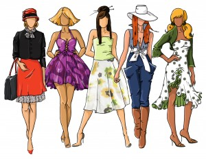 The A,B,C,D, and E of Style!